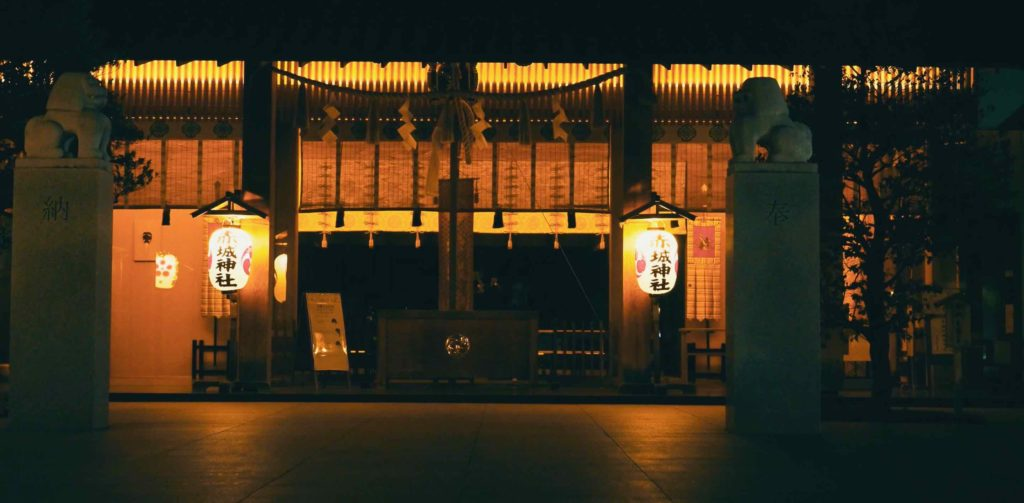 赤城神社本殿