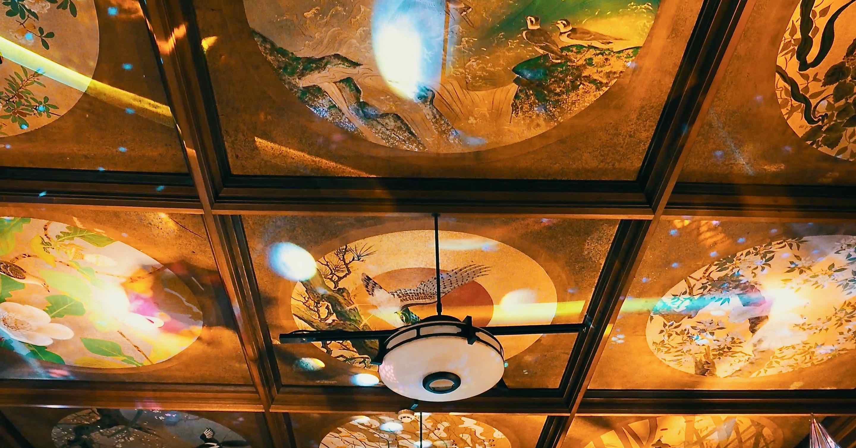雅叙園ホテル東京 和のあかり