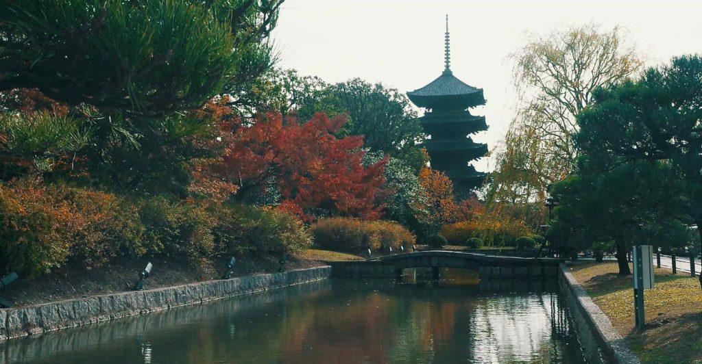 東寺は弘法大師空海の小宇宙