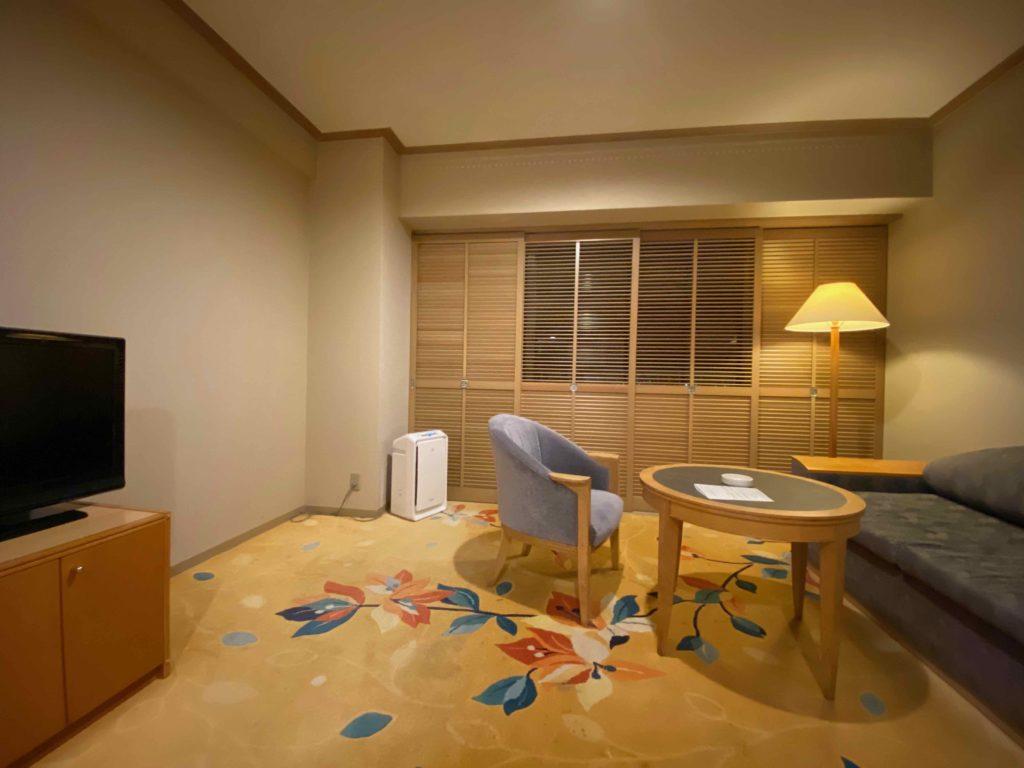 白浜古賀の井リゾート&スパ ツインルーム