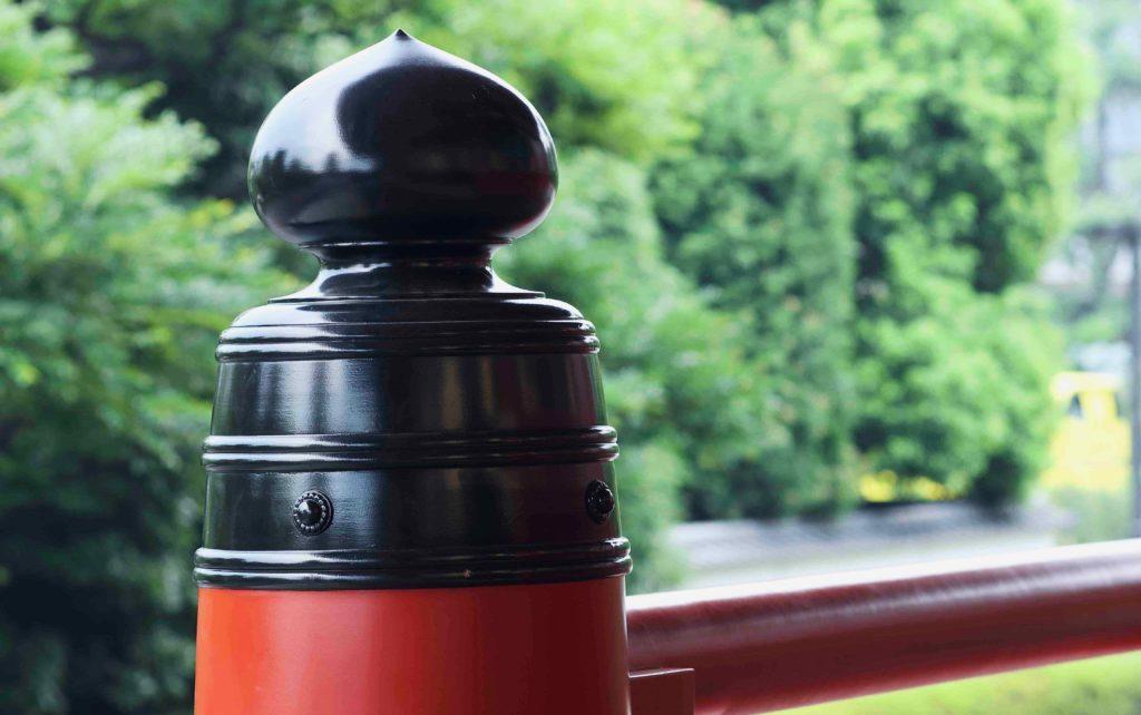 ボケはどんな時に使うと有効か 寺社
