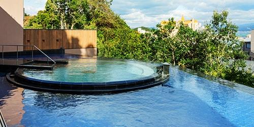 白浜古賀の井リゾート&スパの温泉