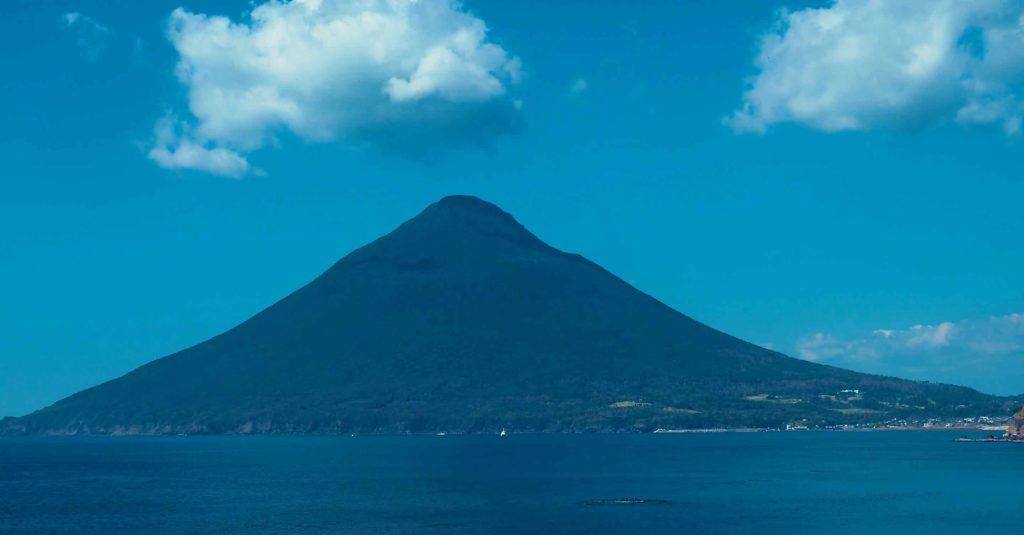蝦夷富士 開聞岳