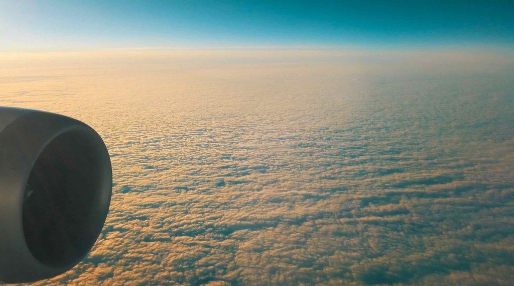 美しい雲海