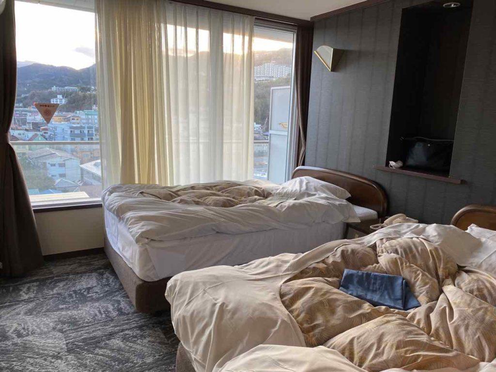 ホテルニュー岡部 洋室