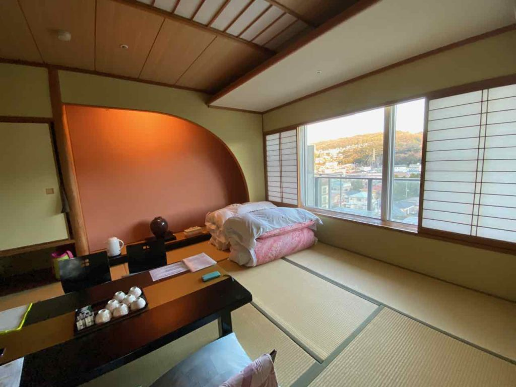 ホテルニュー岡部 和室
