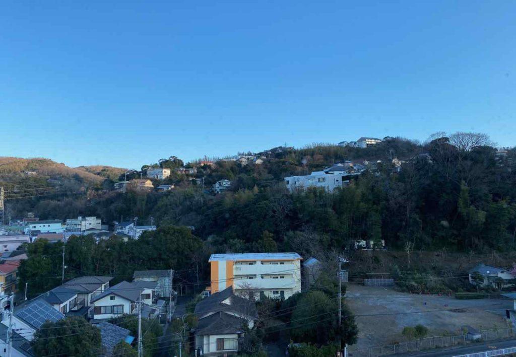 ホテルニュー岡部 部屋からの眺め