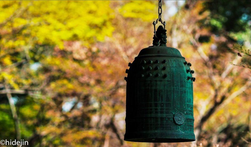 本土寺の釣鐘