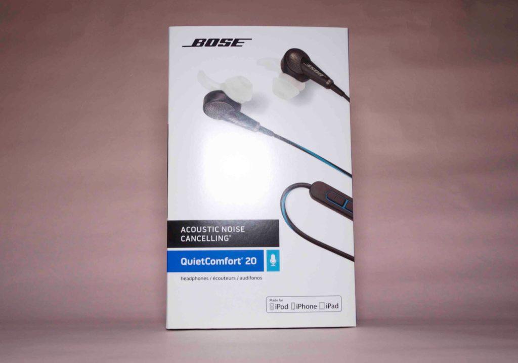 Bose QuietComfort 20