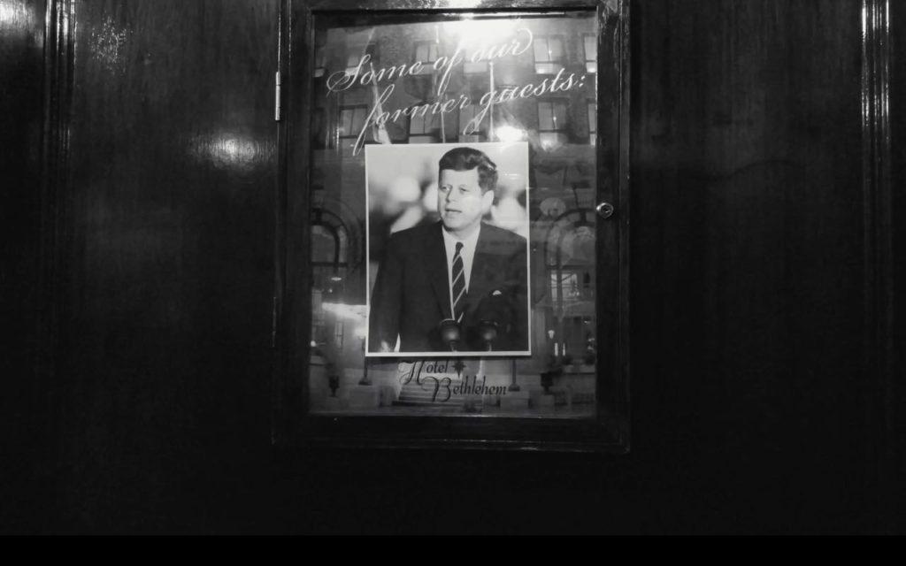 J.F.ケネディの写真