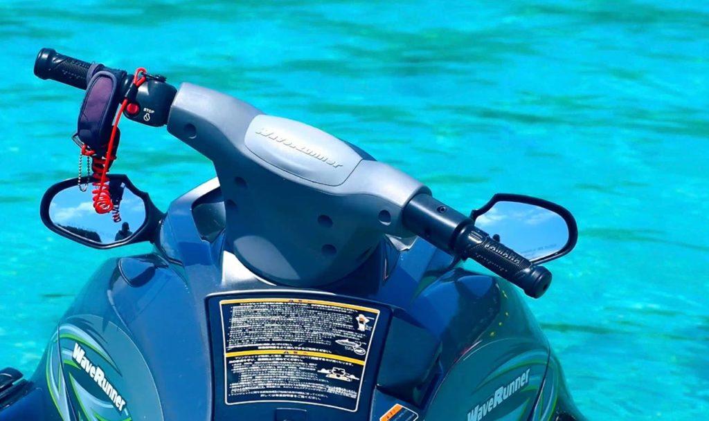 イケてる海上のマシン