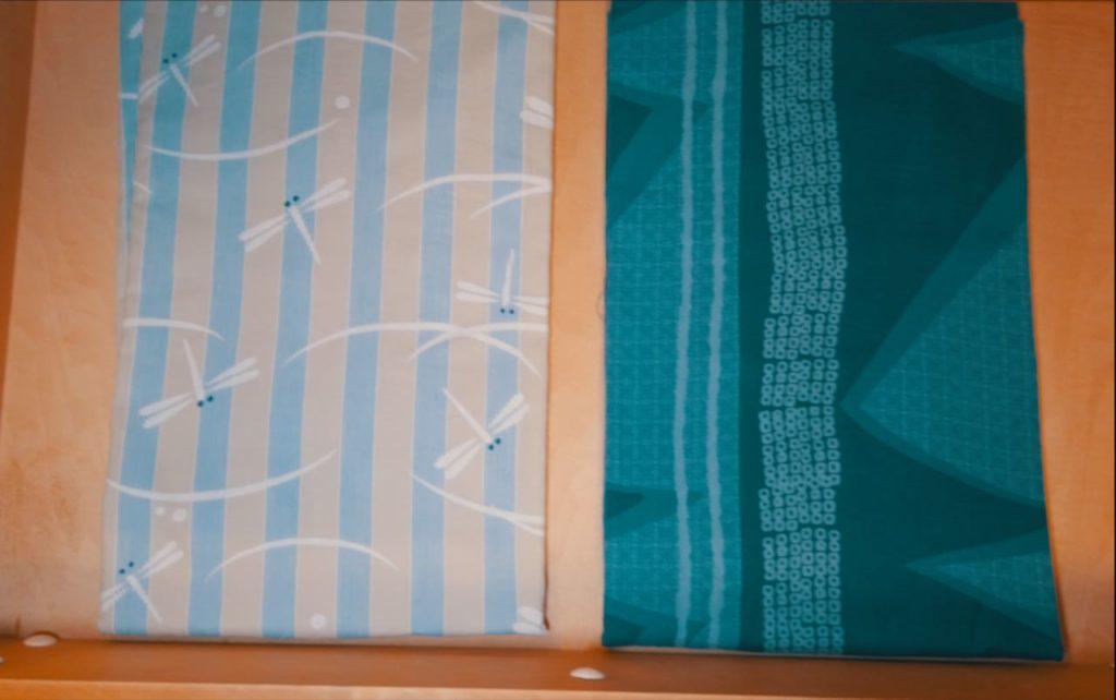 DHC赤沢温泉ホテルの浴衣