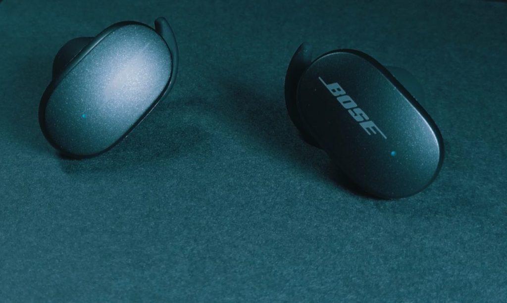 BoseノイズキャンセリングイヤホンQuietComfort Earbudsの機能紹介