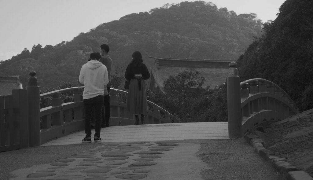 鵜戸神宮 千鳥橋