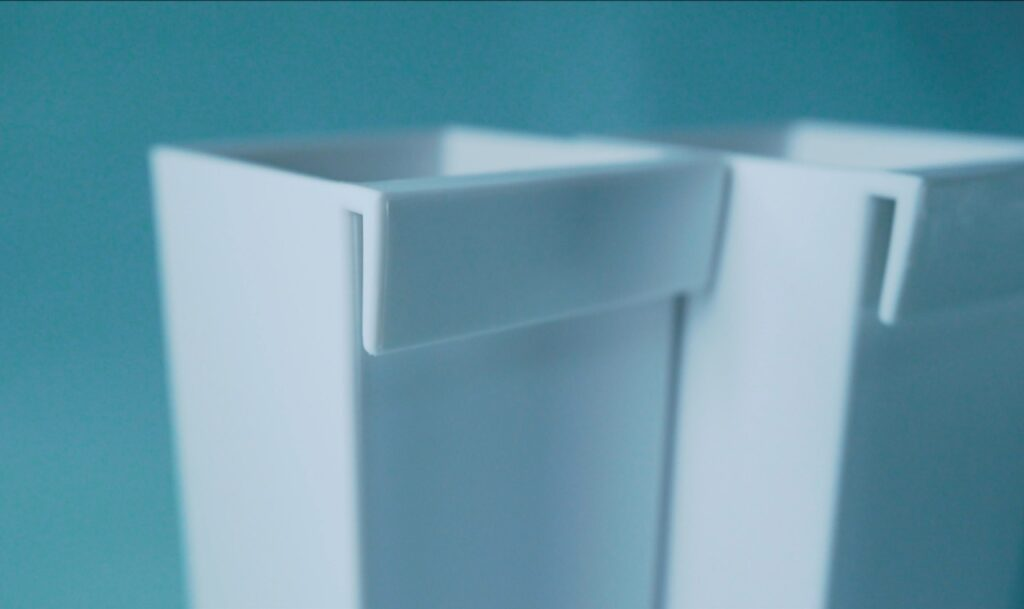今回購入した無印のアイテム ポリプロピレンファイルボックス用・ペンポケット